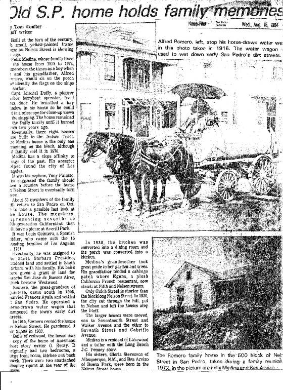Nelson house article